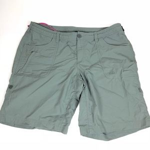 The North Face Army Green Short Pants